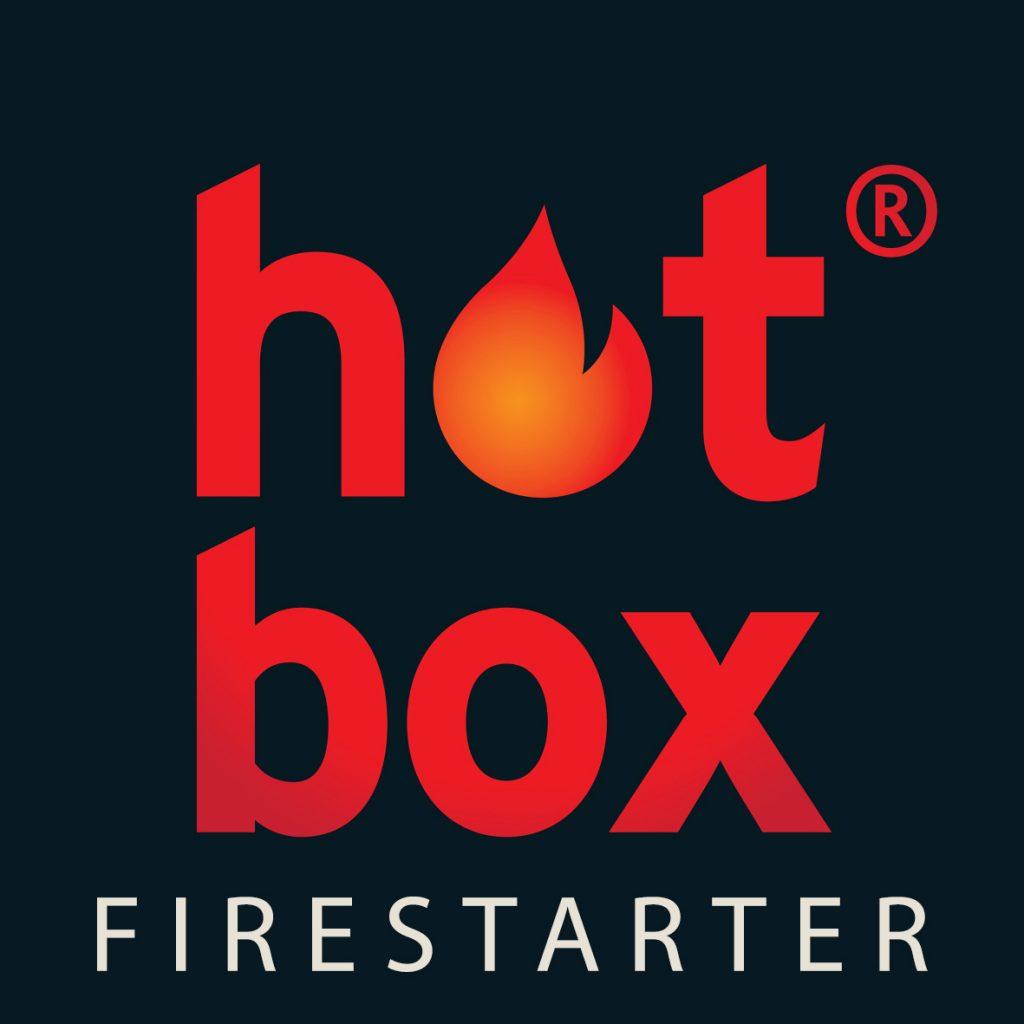 Hot Box FIRESTARTER - The Natural Fire Lighter Option