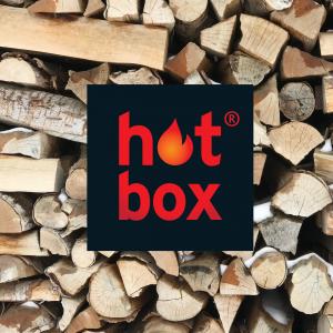 Hot Box Firestarter - The Natural Fire Lighter