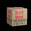 8 Individual Fire Lighters - Hot Box Firestarter